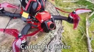 Caddx ND filter on DJI Digital FPV Air Unit