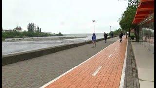 Набережную реки Мзымта в Сочи благоустроят