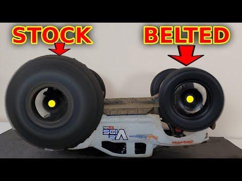 Special Tires For Traxxas X-Maxx RC Car