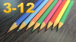 Моделинг карандаша.