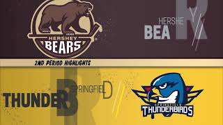 Bears vs. Thunderbirds | Jan. 24, 2020