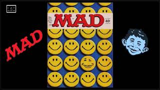 All American MAD Magazine Covers😊🎶🎧 - 1952-2017