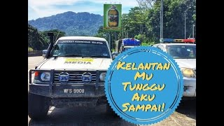 preview picture of video 'Raw Footage : Flood Relief Mission in Kelantan - December 2014'