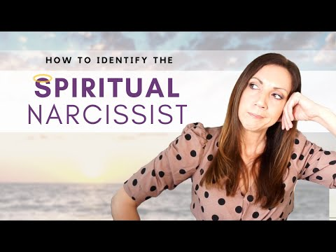 5 THINGS YOU NEED TO KNOW ABOUT THE SPIRITUAL NARCISSIST