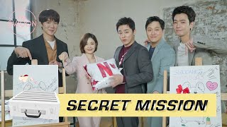 Cast of Hospital Playlist unleashes their competitive side to complete secret missions [ENG SUB]