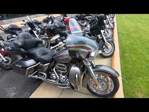 2016 HARLEY-DAVIDSON CVO Limited FLHTKSE