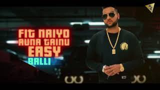 GolGappe Vs Daaru I Karan Aujla | Intense | Latest Punjabi Songs 2017