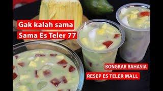 Bongkar Resep Es Teler Mall Gak Kalah Sama Es Teler 77