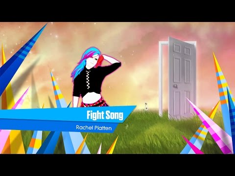 Just Dance 2016 - Fight Song - Fanmade Mashup - For contest