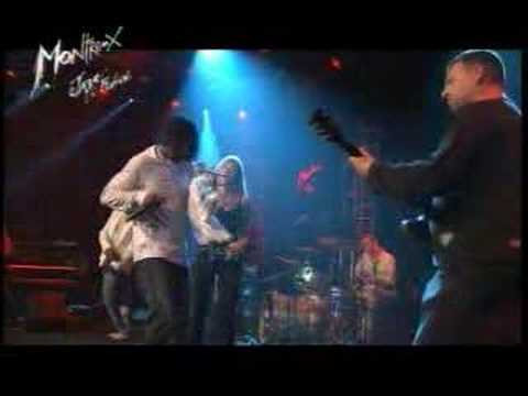 Saskia Laroo - Supagroove (Montreux 2007) online metal music video by SASKIA LAROO