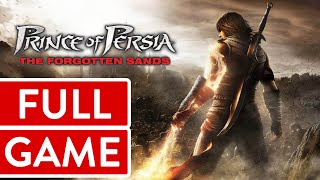 Prince of Persia: The Forgotten Sands PC FULL GAME Longplay Gameplay Walkthrough Playthrough VGL