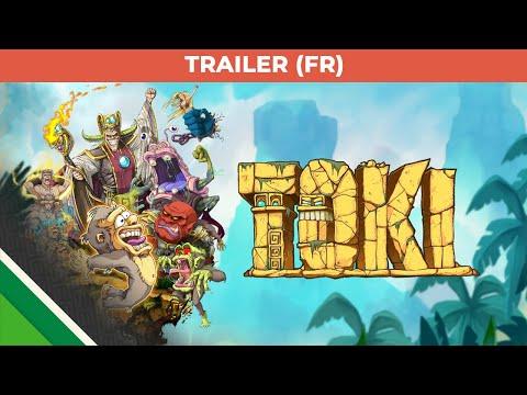 TOKI   Trailer PEGI FR   Microïds de Toki