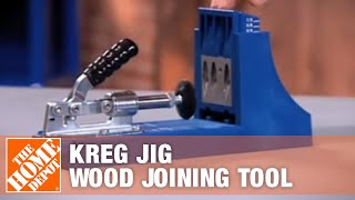 Kreg Jig Wood Joining Tool | The Home Depot