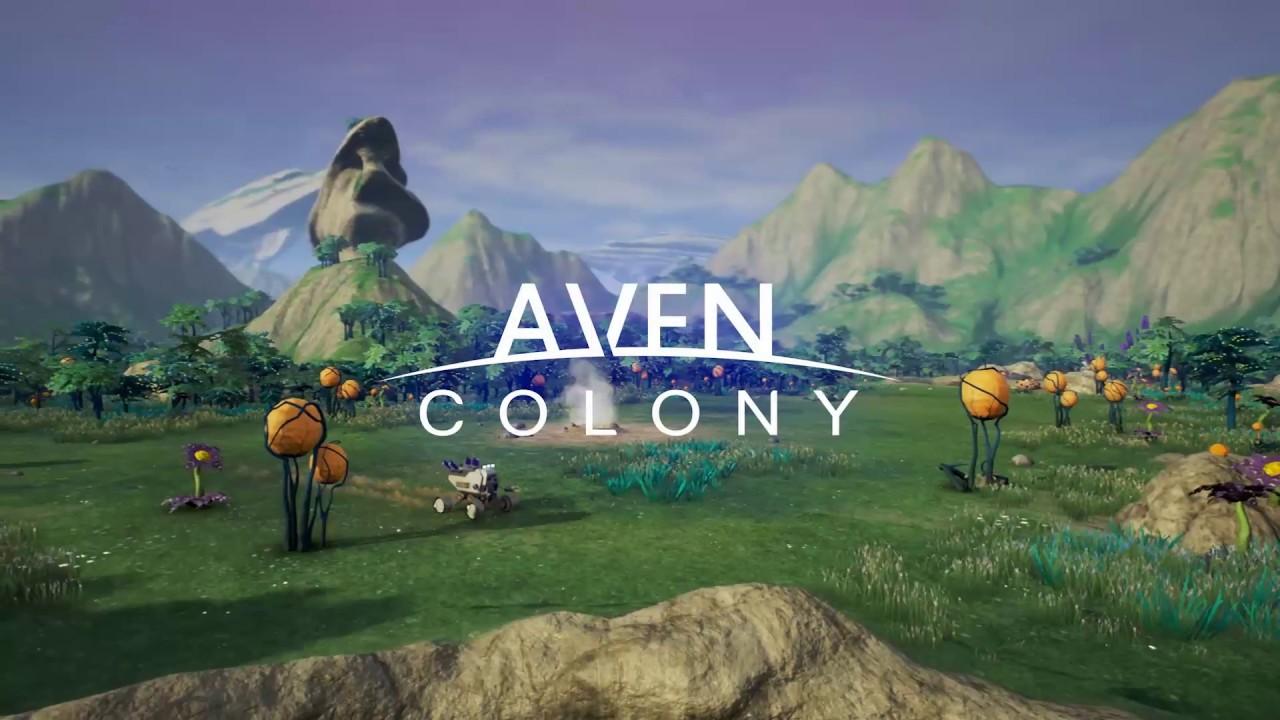 Trailer di Aven Colony