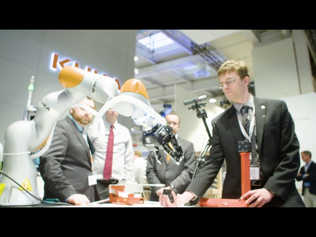 Hannover Messe 2017: Integrated Industry – Creating Value