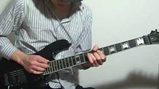 Children Of Bodom - Knuckleduster (Solo).wmv