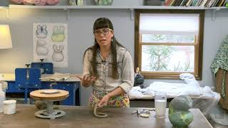 6 Essential Tips For Coiling Clay To Make Sculpture   ERIN FURIMSKY