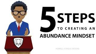 How To Create An Abundance Mindset (CRUSH YOUR SCARCITY MINDSET!)