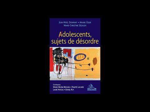Jean-Noël Donnart, Arianne Oger et Marie-Christine Ségalen - Adolescents, sujets de désordre 1 vue