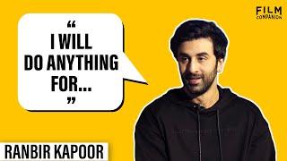 Ranbir Kapoor interview with Anupama Chopra   FC Unfiltered