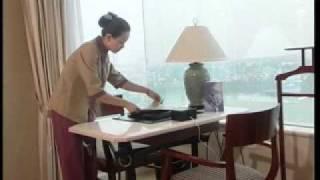 3 - Phục vụ buồng khách đã trả - e - Cách làm sạch bụi