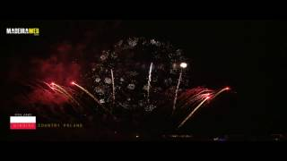 Festival del Atlántico - Fuegos Artificiales 2017 - El best of