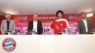 Alle Aussagen Der Vorstellung Von Leroy Sané Mit Rummenigge, Kahn & Salihamidžić | FC Bayern