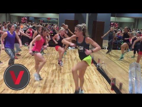 HIGH Fitness   Ricki Smith - YouTube