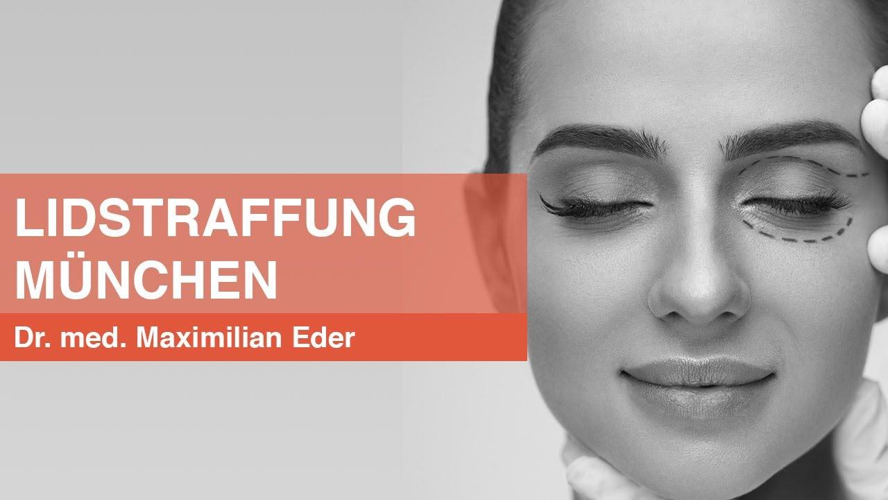 Augenlidstraffung in München