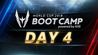 RoV : World Cup 2018 (Group Stage) Day 4