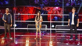 Ethan, Isabella and Jamie Sing Story Of My Life | The Voice Kids Australia 2014