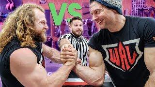 Jujimufu vs. Devon Larratt WAL SUPERMATCH?