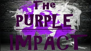"""THE PURPLE IMPACT - """"Our Lives Turned Upside Down"""" - Epilepsy/seizure Documentary"""