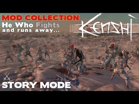 Mods of Kenshi - Bedrock Bottom Trailer - смотреть онлайн на