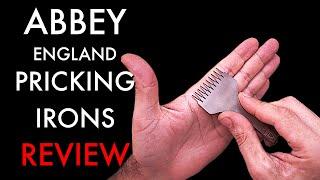 Abbey Stitching Irons Review - Leather Working Tools Review
