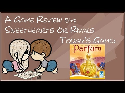 Sweethearts or Rivals: Review of Parfum