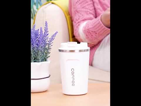 Chaba 500/380ML Thermos Inox 304 Vacuum Flask Coffee Mug Dobble Thickened Big Car Travel Cup For Gifts