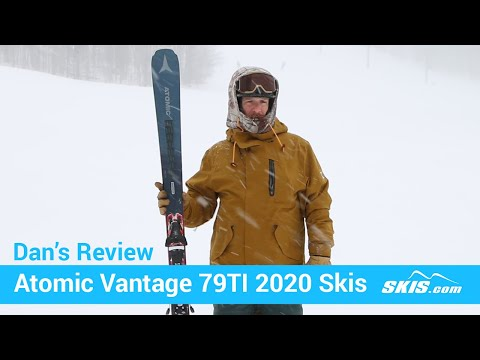 Video: Atomic Vantage 79 TI Skis 2020 5 40