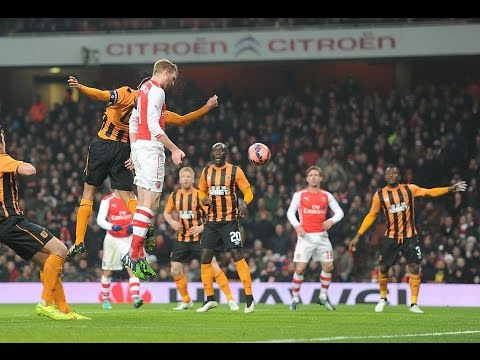 Arsenal vs Hull City 2015 2-0 04/01/2015 FA Cup All Goals Highlights 2015 Review HD
