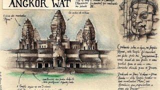 Secrets Of Angkor Wat, Worlds Largest Hindu Temple, Cambodia