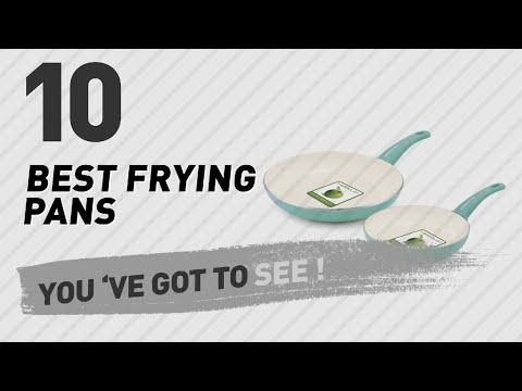 Greenlife Frying Pans // New & Popular 2017
