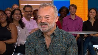 BBC Late Night Host Graham Norton Shares Stories Behind His 1st Ever Novel