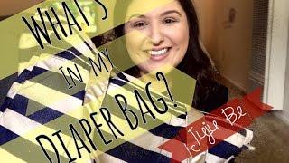 What's in my Diaper Bag/ JujuBe Super Be Tote