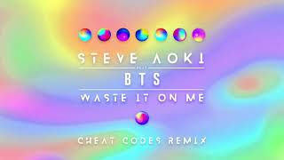 Steve Aoki   Waste It On Me Feat. BTS (Cheat Codes Remix) [Ultra Music]