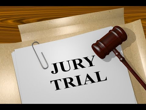 How long does it take to get to trial? Video