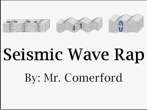 Mr. Comerford - Seismic Waves Rap