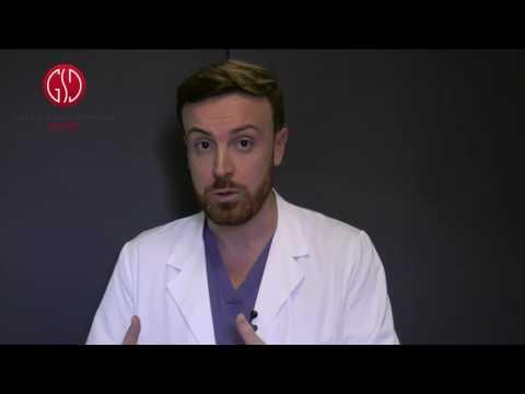 Trattamento del gonfiore dei linfonodi nel collo Photo