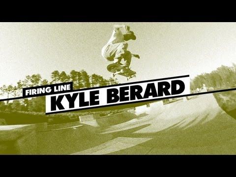 Firing Line: Kyle Berard