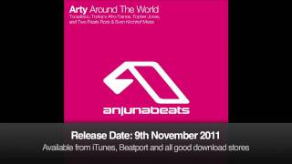 Arty - Around The World (Topher Jones Remix)