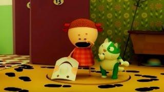Аркадий Паровозов спешит на помощь - Почему нельзя есть называть свой адрес незнакомцам - мультфильм